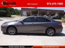 2016_Toyota_Camry_XLE_ Garland TX