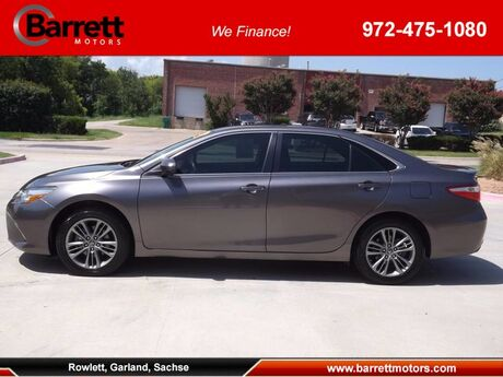 2016 Toyota Camry XLE Garland TX
