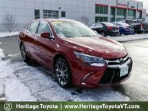 2016 Toyota Camry XSE South Burlington VT