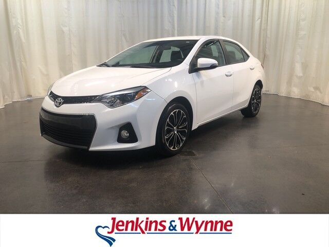 Vehicle Details 2016 Toyota Corolla At Jenkins And Wynne Honda Clarksville