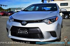 2016_Toyota_Corolla_LE / Automatic / Bluetooth / Back-Up Camera / 38 MPG / 1-Owner_ Anchorage AK