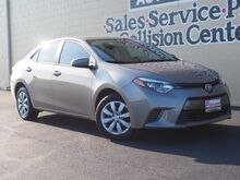 2016_Toyota_Corolla_LE_ Middletown OH