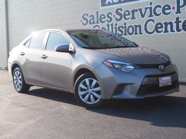 2016 Toyota Corolla LE Middletown OH