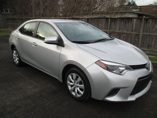 2016 Toyota Corolla LE Plus CVT Houston TX