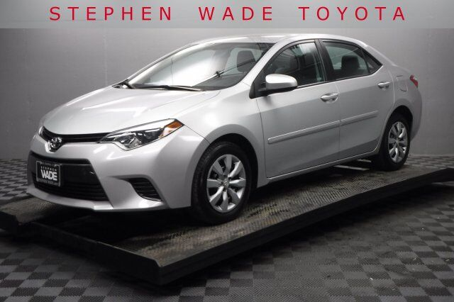 Vehicle Details 2016 Toyota Corolla At Stephen Wade Mazda St George