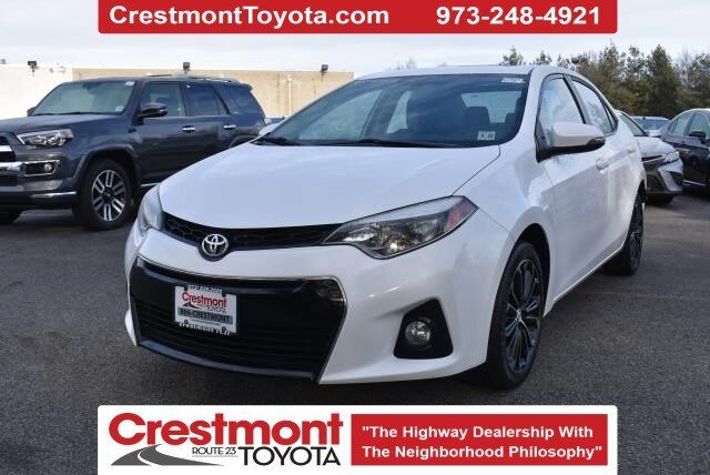 Vehicle details - 2016 Toyota Corolla at Crestmont Volkswagen Pompton Plains - Crestmont Volkswagen