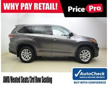 2016_Toyota_Highlander_AWD V6 LE w/3rd Row Seating_ Maumee OH