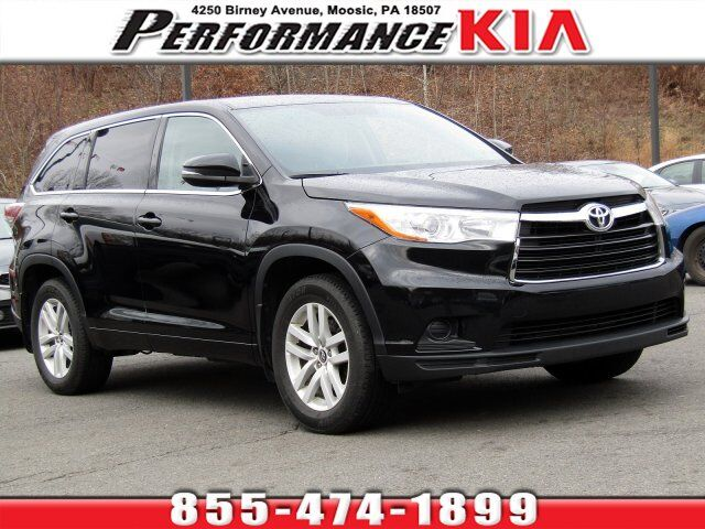 2016 Toyota Highlander LE Moosic PA