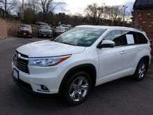 2016_Toyota_Highlander_Limited_ Roanoke VA