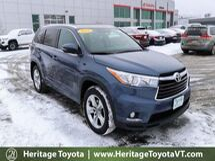 2016 Toyota Highlander Limited South Burlington VT