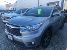 2016_Toyota_Highlander_XLE_ Bishop CA