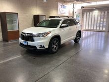 2016_Toyota_Highlander_XLE_ Little Rock AR