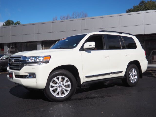 2016 Toyota Land Cruiser Base Lexington MA