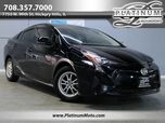 2016 Toyota Prius Four 1 Owner Nav Leather Loaded