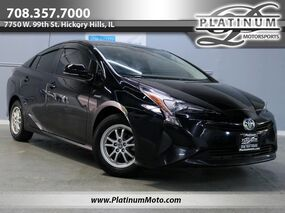 Toyota Prius Four 1 Owner Nav Leather Loaded 2016