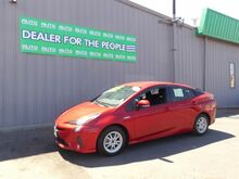 2016_Toyota_Prius_Four_ Spokane Valley WA