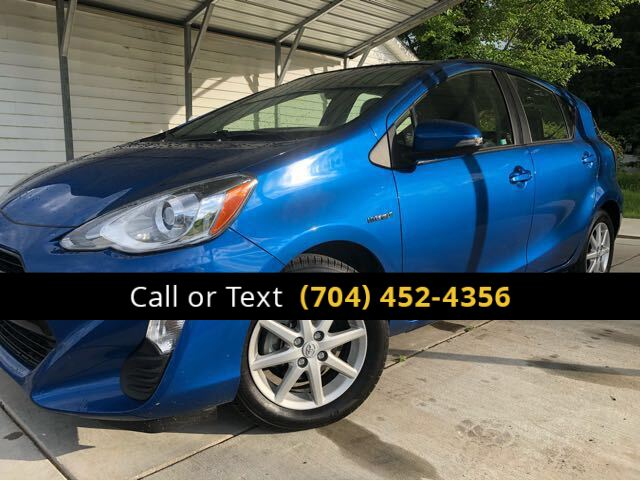 2016 Toyota Prius c Three Charlotte and Monroe NC