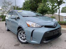 Toyota Prius v Three 2016