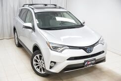 2016_Toyota_RAV4 Hybrid_Limited AWD Navigation Luggage Rack Sunroof 360 Camera 1 Owner_ Avenel NJ