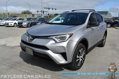 2016_Toyota_RAV4_LE / AWD / Automatic / Bluetooth / Back Up Camera / Cruise Control / Aluminum Wheels / Block Heater / 29 MPG / 1-Owner_ Anchorage AK