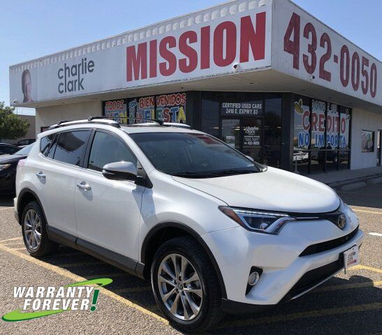 2016 Toyota RAV4 Limited Harlingen TX