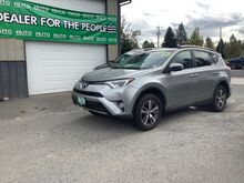 2016_Toyota_RAV4_XLE FWD_ Spokane Valley WA