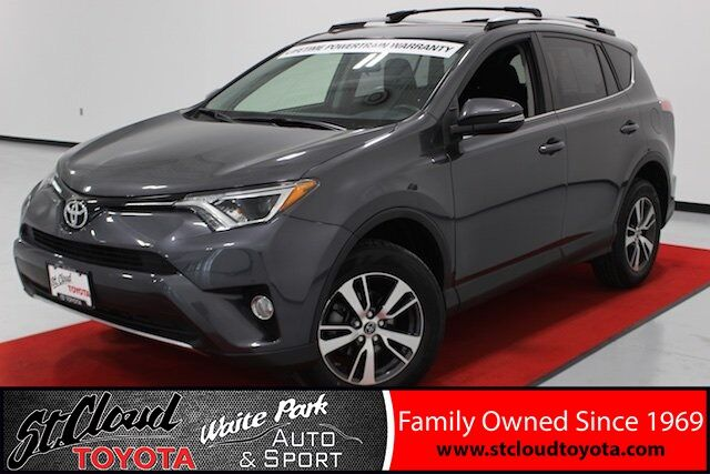 Is 680 A Good Credit Score >> 2016 Toyota RAV4 XLE Waite Park MN 29531021