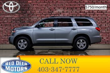 2016_Toyota_Sequoia_AWD SR5 3rd Row Leather Roof_ Red Deer AB