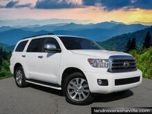 2016_Toyota_Sequoia_Limited_ Mills River NC