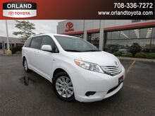 2016_Toyota_Sienna_LE_ Orland Park IL