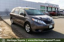 2016 Toyota Sienna LE South Burlington VT