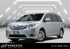 Toyota Sienna XLE Premium Leather Roof new tires. 2016