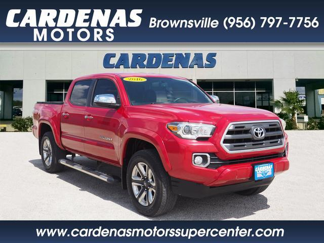 2016 Toyota Tacoma Limited Brownsville TX
