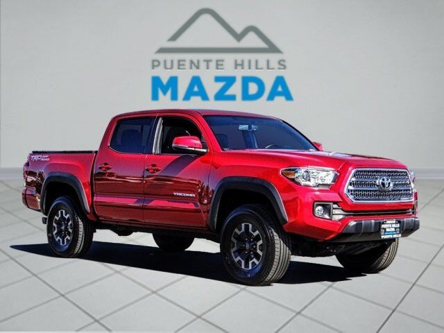 2016 Toyota Tacoma TRD OFF ROAD City Of Industry CA