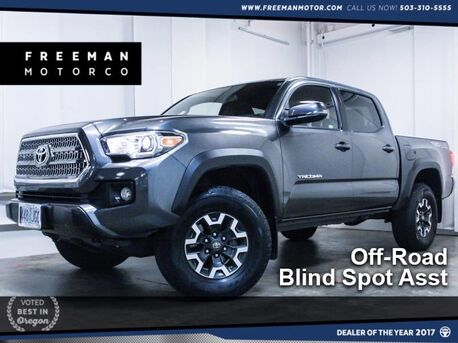 2016_Toyota_Tacoma_TRD Off Road 4WD Tow Pkg_ Portland OR