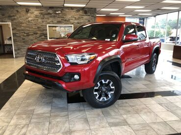 2016_Toyota_Tacoma_TRD Off Road_ Worcester MA