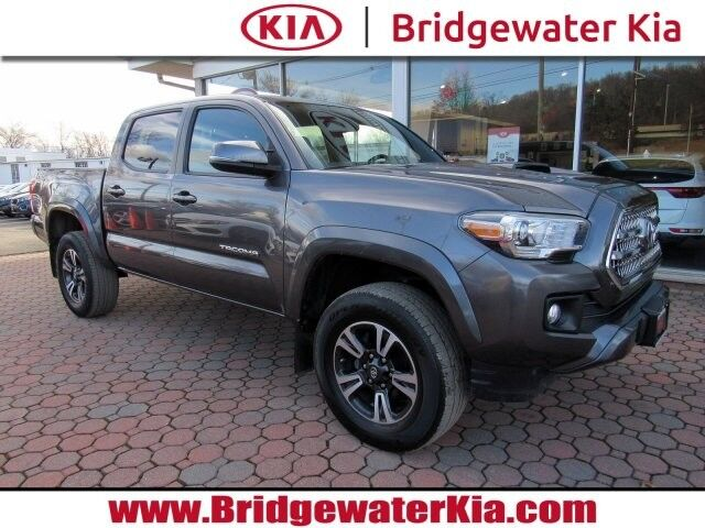 2016 Toyota Tacoma Trd Sport Double Cab 4wd Navigation Rear View Camera