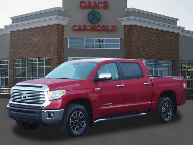 Tundra Limited 2016 >> 2016 Toyota Tundra Limited Bridgeport Wv 26641315