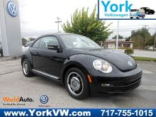 2016_Volkswagen_Beetle Coupe_1.8T Classic W/NAVIGATION_ York PA