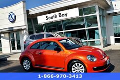 2016 Volkswagen Beetle Coupe 1.8T Classic National City CA