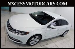 Volkswagen CC SPORT SEDAN PREMIUM PKG NAVIGATION BACK-UP CAMERA. 2016