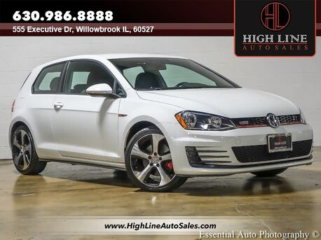2016_Volkswagen_Golf GTI_S_ Willowbrook IL