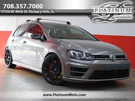 2016 Volkswagen Golf R AWD 1 Owner APR Stage 3 Turbo Leather Loaded & Fast Hickory Hills IL