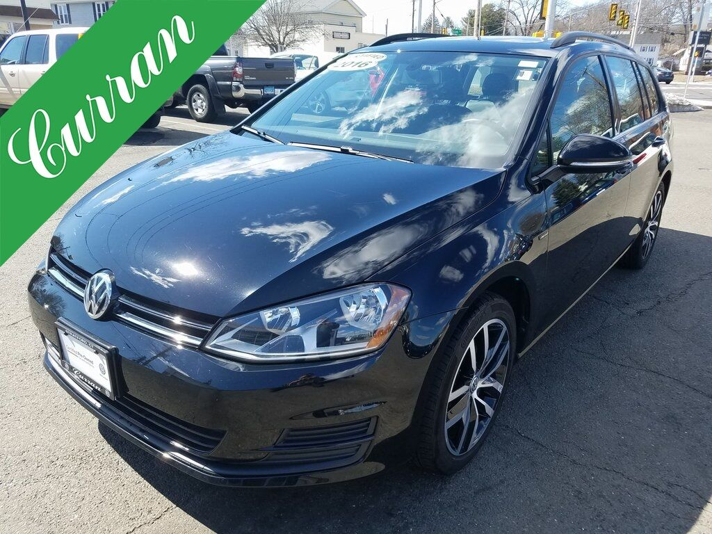 2016 Volkswagen Golf Sportwagen Tsi Limited Edition Stratford Ct
