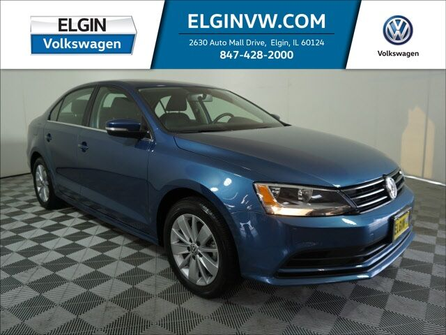 2016 Volkswagen Jetta 1 4t Se W Connectivity Elgin Il