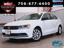2016_Volkswagen_Jetta Sedan_1.4T SE w/Connectivity_ Bridgeview IL