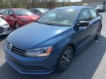 2016 Volkswagen Jetta Sedan 1.4T SE w/Connectivity
