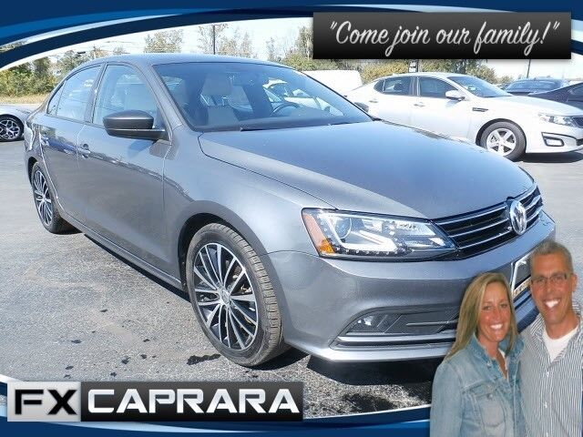 2016 Volkswagen Jetta Sedan 1.8T Sport Watertown NY