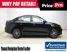 2016_Volkswagen_Jetta_Sport Manual_ Maumee OH