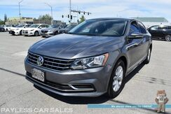 2016_Volkswagen_Passat_1.8T S / Turbocharged / Automatic / Bluetooth / Back Up Camera / Cruise Control / Power Locks & Windows / Air Conditioning / Aluminum Wheels / 38 MPG_ Anchorage AK